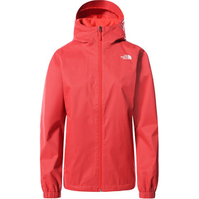 The North Face Quest Kurtka Kobiety, horizon red heather